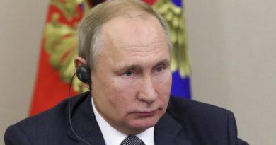 El presidente de Rusia