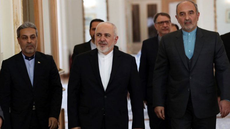 El canciller de Irán