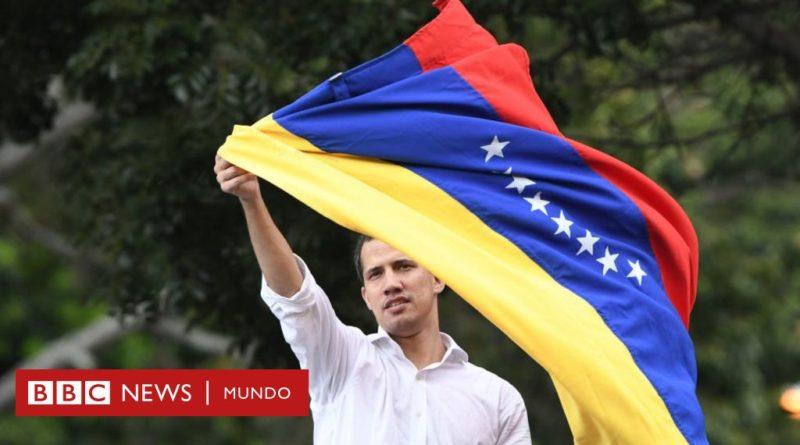 """Juan Guaidó: 3 cosas que el dirigente opositor ha logrado y 3 que no en su año como """"presidente interino"""" de Venezuela"""