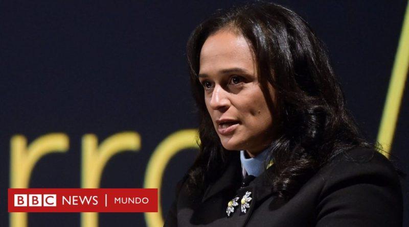 Isabel dos Santos: hallan muerto a un banquero vinculado con la mujer más rica de África, quien fue acusada formalmente de fraude y lavado de dinero