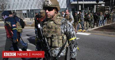 Manifestación en Virginia: la controversial marcha en defensa de portar armas de fuego en Estados Unidos