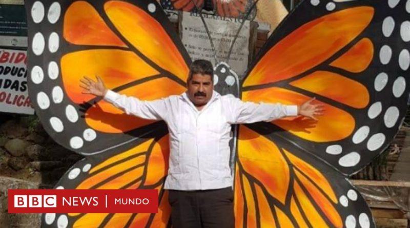 """Homero Gómez, el defensor de la mariposa monarca desaparecido en México y cuya labor """"afectaba los intereses"""" de taladores ilegales"""