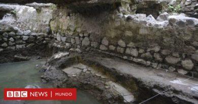 El sauna a vapor de hace 700 años hallado en el Centro Histórico de Ciudad de México