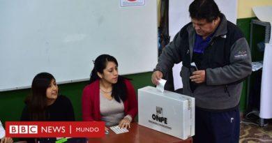 """Elecciones """"extraordinarias"""" en Perú: 5 claves para entender las parlamentarias de este domingo"""