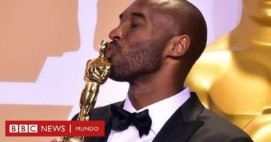 """Muere Kobe Bryant: """"Querido baloncesto"""", el sentido poema con el que la leyenda de la NBA ganó un Oscar"""