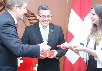 Cooperación suiza retirará ayuda a Centroamércia