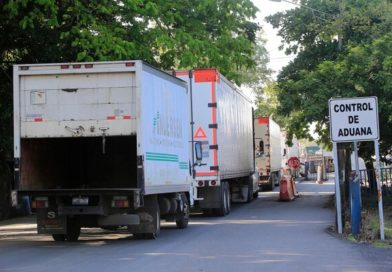 Honduras aplica reciprocidad a la medida de Costa Rica en acceso a transporte de carga