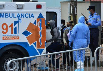Se confirman 190 nuevos casos de COVID-19 en Honduras