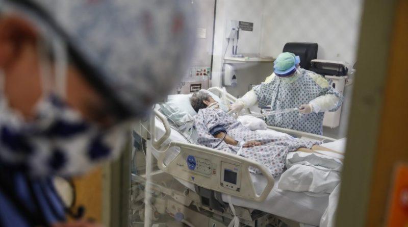 El hospital del Tórax a punto de colapsar