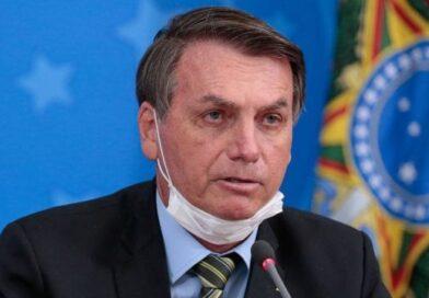 El presidente de Brasil da positivo por coronavirus