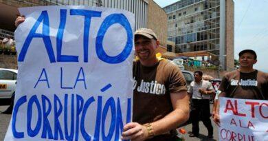 EDITORIAL: La corrupción eterna en Honduras