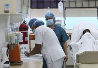 17 enfermeras han fallecido por COVID-19