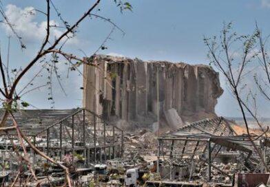 Concluye búsqueda de sobrevivientes en explosión de Beirut