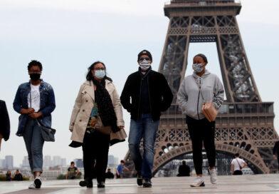 """Francia eleva a """"escarlata"""" el nivel más alto por contagios de coronavirus"""