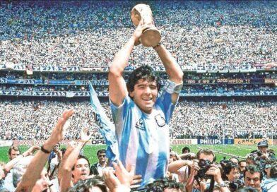 Muere Diago Armando Maradona a los 60 años