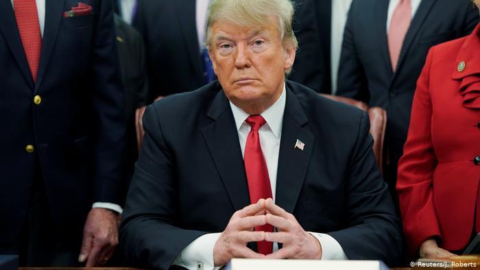Juicio político de Trump iniciará el 8 de febrero