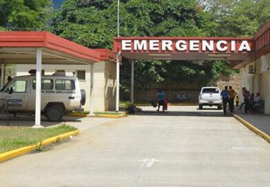 Colapsa hospital Gabriela Alvarado de Danlí