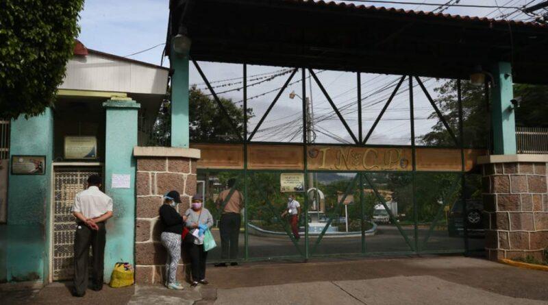 Denuncian que cobran al Tórax factura de energía de hospital móvil de Tegucigalpa