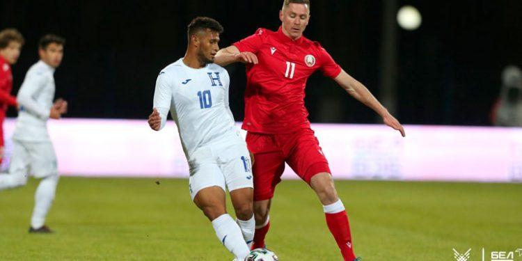 Honduras baja tres puestos en el ranking FIFA