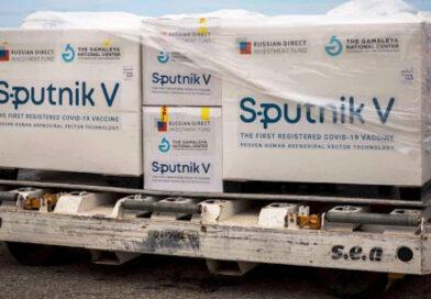 """Anuncian la llegada de seis mil vacunas """"Sputnik V"""" a Honduras"""