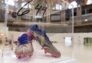 Messi subastó con fines benéficos el par de botines con el que rompió un mítico récord de Pelé