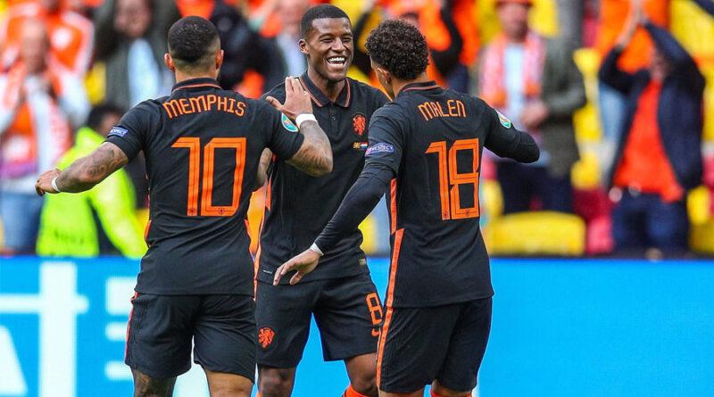 Holanda presenta sus credenciales al título