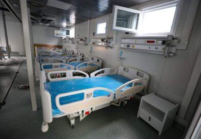 Hospital móvil de SPS se queda sin cupos para atencion a pacientes
