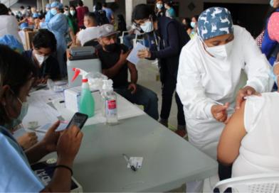 """Más de 97 mil hondureños se vacunaron en el """"Vacunatón"""""""