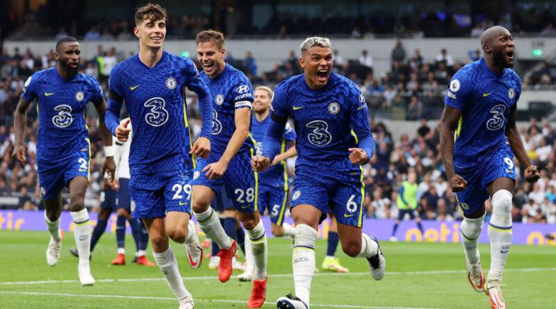 El Chelsea atropella al Tottenham y es líder