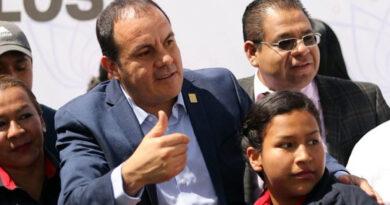 Denuncian gobernador mexicano y exfutbolista Cuauhtémoc Blanco por corrupción