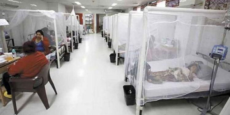 Aumentan casos de dengue en el hospital escuela