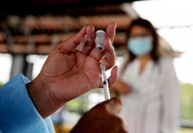 Inicia jornada de vacunación para mayores de 12 años en el Distrito Central