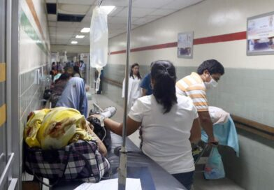 Reportan descenso en atención hospitalario por COVID-19 en Honduras