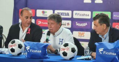 """Presentan a Darío """"El Bolillo"""" Gómez como DT de la Selección de Honduras"""
