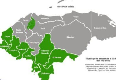Decretan alerta verde por 48 horas en ocho departamentos de Honduras